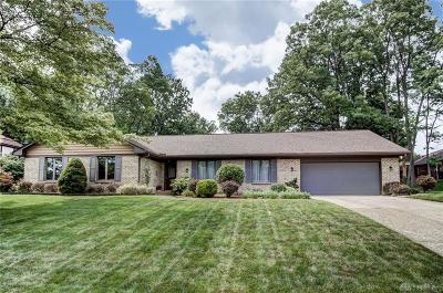 Dayton Single Family Home Active/Pending: 7677 Turtle Creek Drive