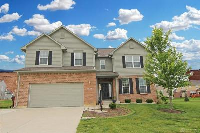 Dayton Single Family Home For Sale: 794 Reeder Circle