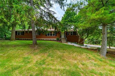 Dayton Single Family Home For Sale: 7217 Mad River Road