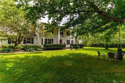 Springboro Single Family Home Active/Pending: 9130 Yankee Street
