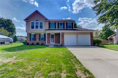 Beavercreek Single Family Home For Sale: 3571 Apple Grove Drive