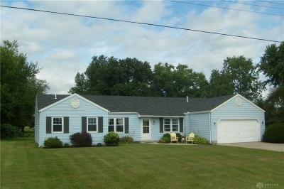 Cedarville Single Family Home Active/Pending: 3392 Us Route 42