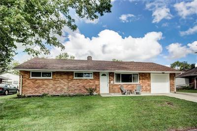 Dayton Single Family Home For Sale: 5785 Tibet Drive