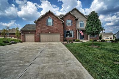 Bellbrook Single Family Home Pending/Show for Backup: 3356 Rose Lake Court