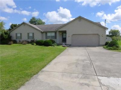 New Carlisle Single Family Home Active/Pending: 3730 Spence Road