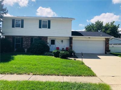 Dayton Single Family Home For Sale: 6917 Locustview Drive