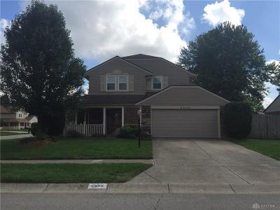 Dayton Single Family Home For Sale: 8998 Cedargate Place