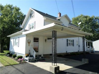 Single Family Home Pending/Show for Backup: 5058 Troy Road