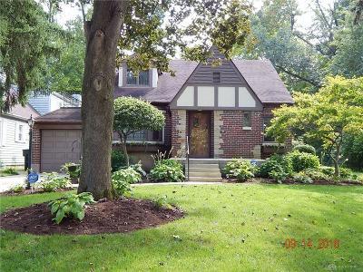 Dayton Single Family Home Active/Pending: 1170 Ashland Avenue