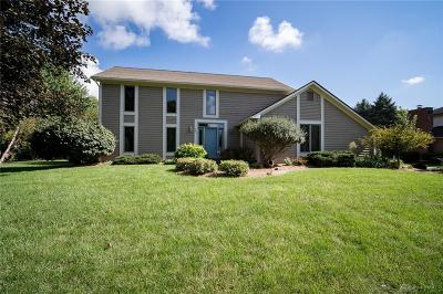 Centerville Single Family Home For Sale: 2627 Gentle Wind