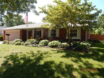 Dayton Single Family Home For Sale: 7627 Katy Drive