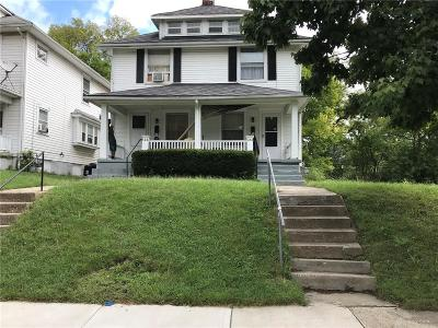 Dayton Single Family Home For Sale: 124 Wroe Avenue