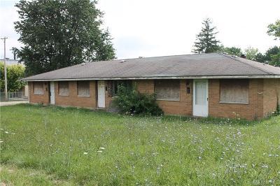 Dayton Multi Family Home For Sale: 3262 McCall Street