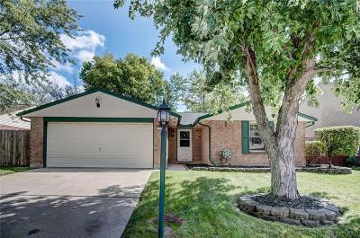 Dayton Single Family Home For Sale: 3218 Pinnacle Park Drive
