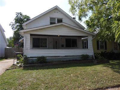 Single Family Home Sold: 1024 Weng Avenue