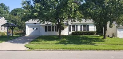 Xenia OH Single Family Home Active/Pending: $98,900