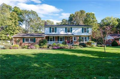 Troy Single Family Home For Sale: 2051 Woodcliffe Drive