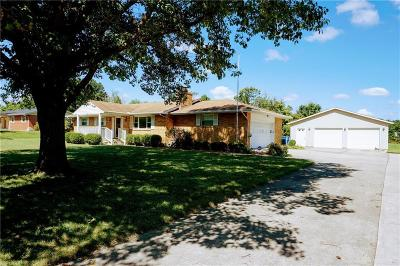 Huber Heights Single Family Home For Sale: 7671 Mark Avenue