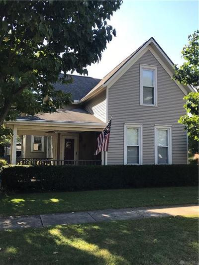 New Carlisle Single Family Home For Sale: 111 Clay Street