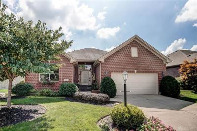 Miamisburg Single Family Home Active/Pending: 9518 Country Path Trail