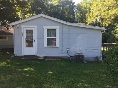 Dayton Single Family Home For Sale: 354 Hacker Road
