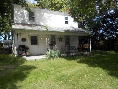 Brookville Single Family Home For Sale: 9527 Sweet Potato Ridge Road