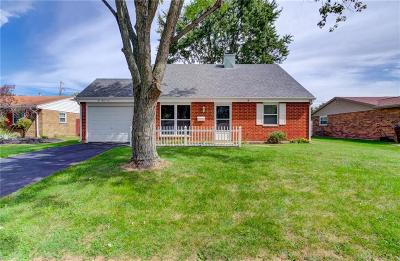 Xenia Single Family Home Active/Pending: 275 Kansas Drive