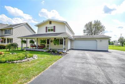 Jamestown Single Family Home For Sale: 3605 Lakeshore Drive