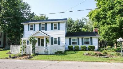 Clayton Single Family Home For Sale: 206 Clinton Street