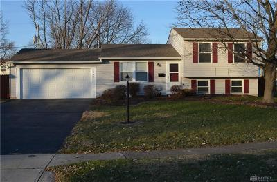 Englewood Single Family Home For Sale: 807 McGraw Court