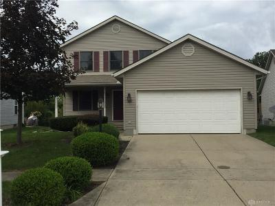 Springboro Single Family Home For Sale: 224 McDaniels Lane