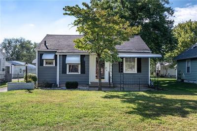 Middletown Single Family Home For Sale: 1820 El Dora Drive