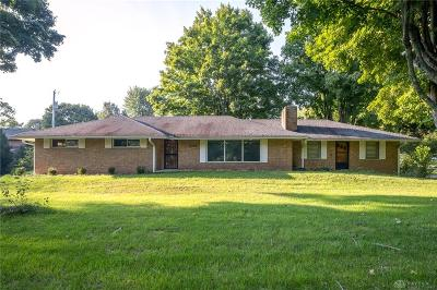 Beavercreek Single Family Home For Sale: 3269 Indian Ripple Road