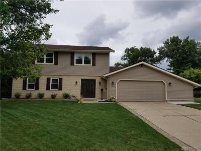 Dayton OH Single Family Home For Sale: $235,000