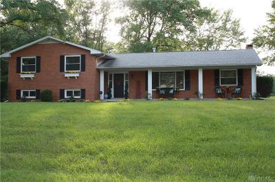 Dayton Single Family Home For Sale: 7425 Kings Run Road
