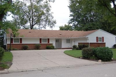 Centerville Single Family Home Active/Pending: 235 Tauber Drive