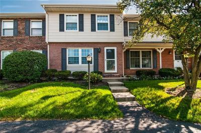 Centerville Condo/Townhouse For Sale: 458 Rolling Meadows Drive