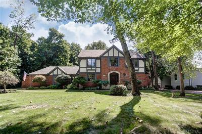 Englewood Single Family Home For Sale: 5110 Pebble Brook Drive