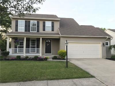 Springboro Single Family Home For Sale: 30 McDaniels Lane