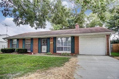 Single Family Home For Sale: 3237 Revels Street