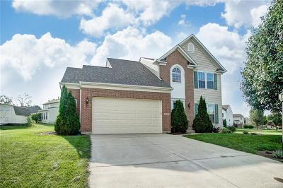 Miamisburg Single Family Home Active/Pending: 1304 Terrington Way