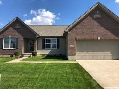 Troy Single Family Home For Sale: 1837 Hunters Ridge Drive