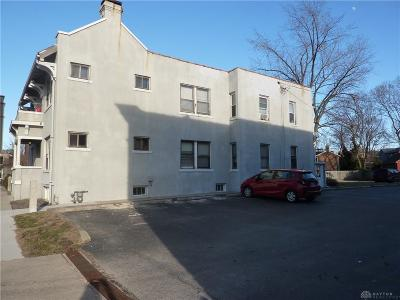 Montgomery County Multi Family Home For Sale: 310 Patterson Boulevard