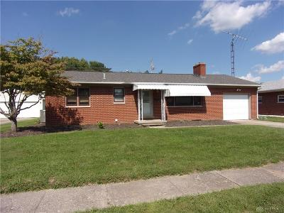 Xenia Single Family Home For Sale: 178 Roselawn Drive
