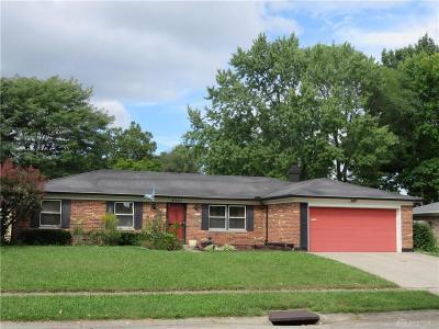 Dayton Single Family Home For Sale: 4551 Penhurst Place