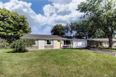 Englewood Single Family Home For Sale: 602 Beery Boulevard