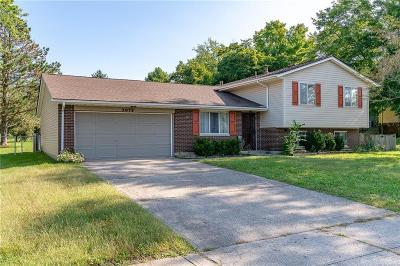 Kettering Single Family Home For Sale: 3075 Mountville Drive