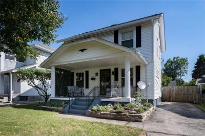 Dayton Single Family Home For Sale: 1632 Meriline Avenue