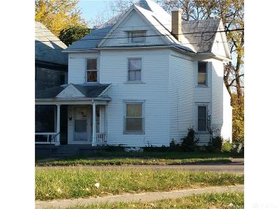Dayton Multi Family Home For Sale: 1444 Germantown Street