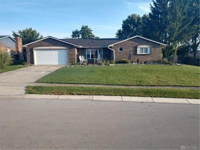 Englewood Single Family Home For Sale: 4621 Cutlass Drive